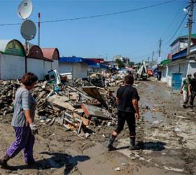МВД не подтвердила сведений касательно продажи гуманитарной помощи в Крымске