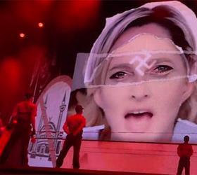 На Мадонну подадут в суд за оскорбление лидера ультраправой партии