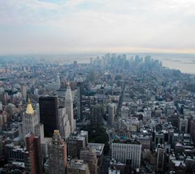 Полиция Нью-Йорка установит тотальную систему видеоконтроля