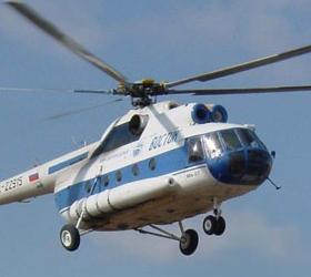 Обнаружен пропавший в Магаданской области вертолет