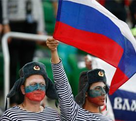 Двое осужденных болельщиков вернулись в Россию из Польши