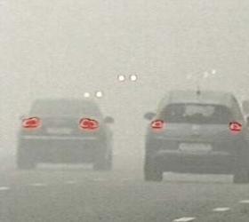 Томск окутан ядовитым смогом