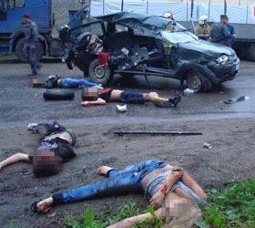 В Архангельской области в ДТП погибли пятеро несовершеннолетних