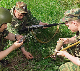 В Дагестане предотвращен крупный теракт
