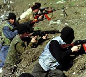 В Ингушетии ликвидирована бандитская группировка