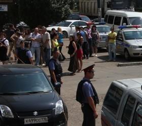 В Казани пенсионеркой были захвачены заложники