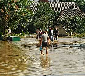 В Крымском районе восстановлено водо- и электроснабжение