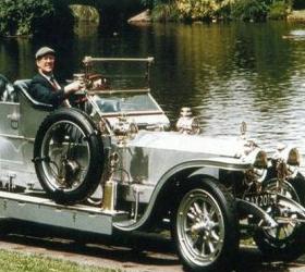 В Великобритании за шесть млн евро продан столетний Rolls-Royce