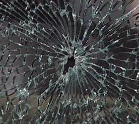 В столице обстреляли автомобиль директора крупной строительной компании