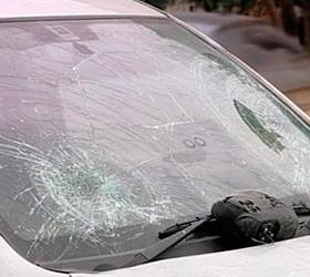В Подмосковье водитель сбил шесть машин