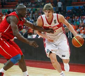 Сборная России по баскетболу едет на Олимпиаду