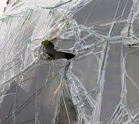 В Перьми автобус сбил двоих детей и четыре машины