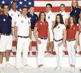 Олимпийская форма США стала причиной скандала