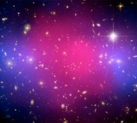 """Частицы обладающие """"переменной"""" массой могут являться составляющими темной материи"""