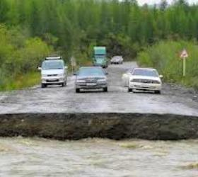 Режим ЧС введен в двух районах Колымы