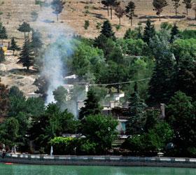 В ходе нападения на пакистанскую авиабазу убито два военнослужащих