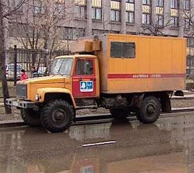 В Архангельске была ликвидирована крупная авария на водопроводе