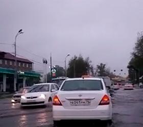 В Хабаровском крае по причине наводнения эвакуируют детский лагерь