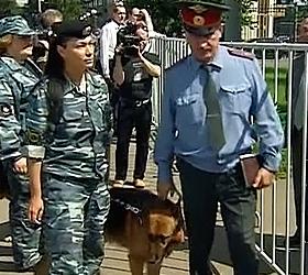 Из-за угрозы взрыва в центре Волгограда эвакуированы семь тысяч человек