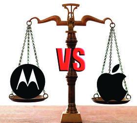Моторолла против Apple