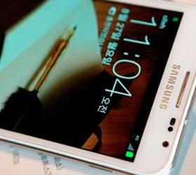 Samsung представил Galaxy Note 2