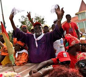В Гвинее от холеры умерло шестьдесят человек