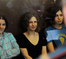 РПЦ простит властей проявить к Pussy Riot милосердие