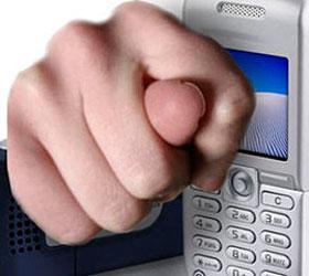 Центробанк предупреждает: активизировались SMS-мошенники
