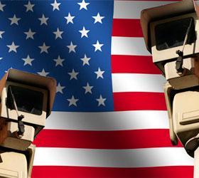 Правительство Соединенных Штатов используют камеры видеонаблюдения для того, чтобы следить за гражданами
