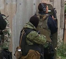 В Дагестане в ходе перестрелки с боевиками погибли пятеро полицейских