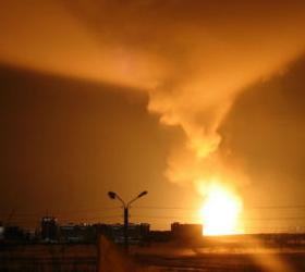 В Венесуэле взорвался нефтезавод. 39 человек погибших.