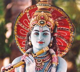 В пятницу вся Индия празднует день рождения Кришны