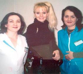 Валерия подала в суд на клинику пластической хирургии