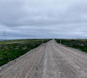Жители нескольких поселков на Колыме отрезаны от внешнего мира
