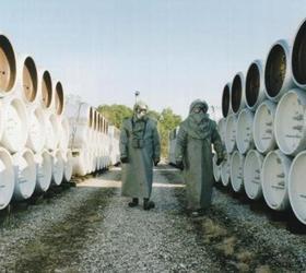 США и химическое оружие