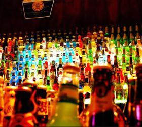 Москва без алкоголя