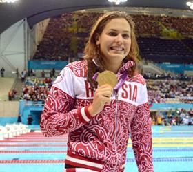 Паралимпийские игры у России золото