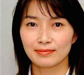 Японская журналистка