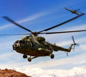 Вертолет Ми-28Н совершил жесткую посадку в Моздоке
