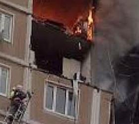 Взрыв во Владивостоке