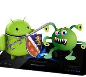 Андроид против пиратства