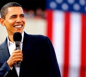 Барак Обама обошел по рейтингу Митта Ромни