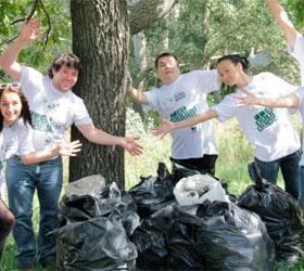 """На восьмое сентября запланирована акция под названием """"Блогер против мусора"""""""