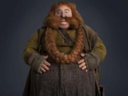Бомбур - Питер Джексон показал персонажей «Хоббита»