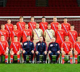 Сборная России обыграла ирландцев в отборочном турнире на ЧМ-2014