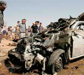 В Ираке число жертв сегодняшних терактов превысило 60 человек