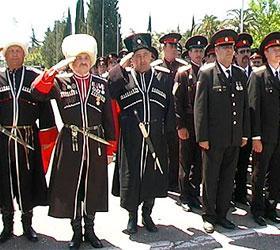 Казакам предложили пополнить ряды столичной полиции