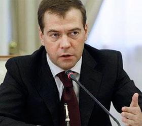 Премьер-министр РФ высказался за условное наказание для девушек из Pussy Riot