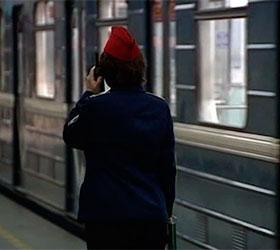 Трайнсерфер получил серьезные травмы в столичном метро