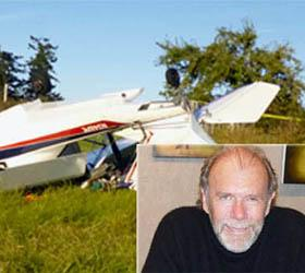 Авиакатастрофа Ричард Бах